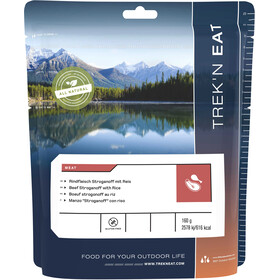 Trek'n Eat Outdoor Meal Meat 160g Beef Stroganoff with Rice